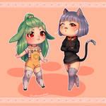 Chibi Friends