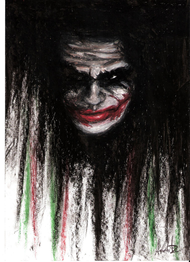 why so serious? by minihumanoid