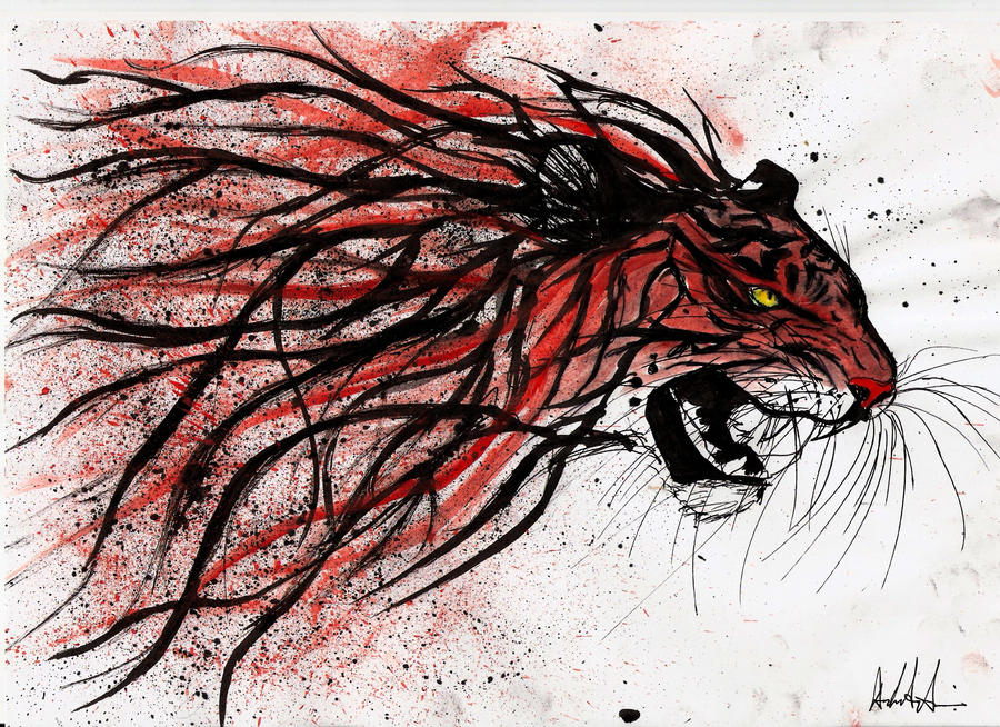 liger by minihumanoid