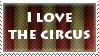 [Stamp] Circus by Shark-Fujishiro