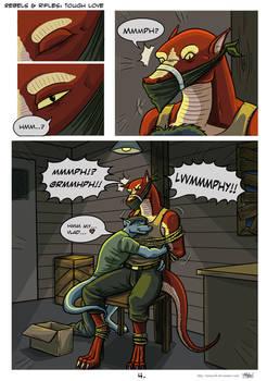 Comic: Tough love p4