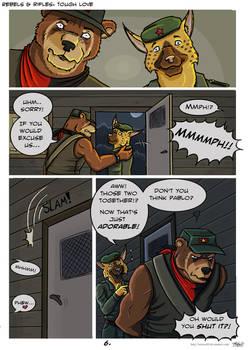 Comic: Tough love p6