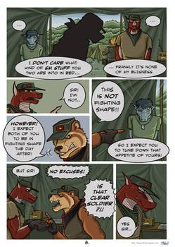 Comic: Tough love p8