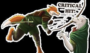 Critical Bowthrow!