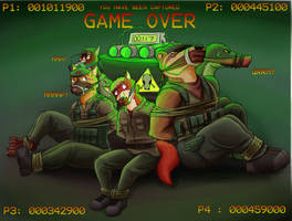 Game Over: Rebels in a bind