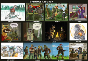 Steinwill art collection 2020