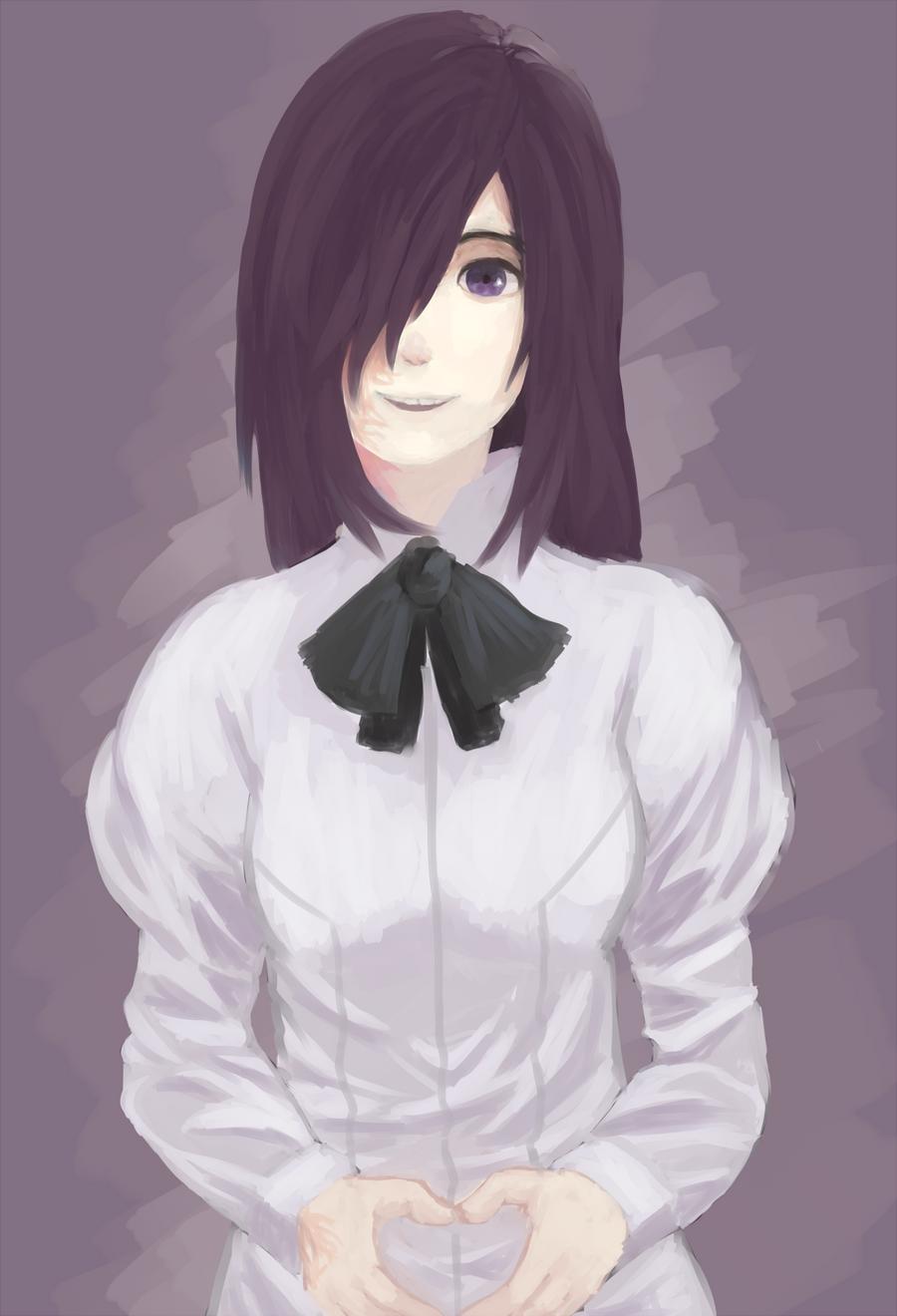 Hanako by Maxraver
