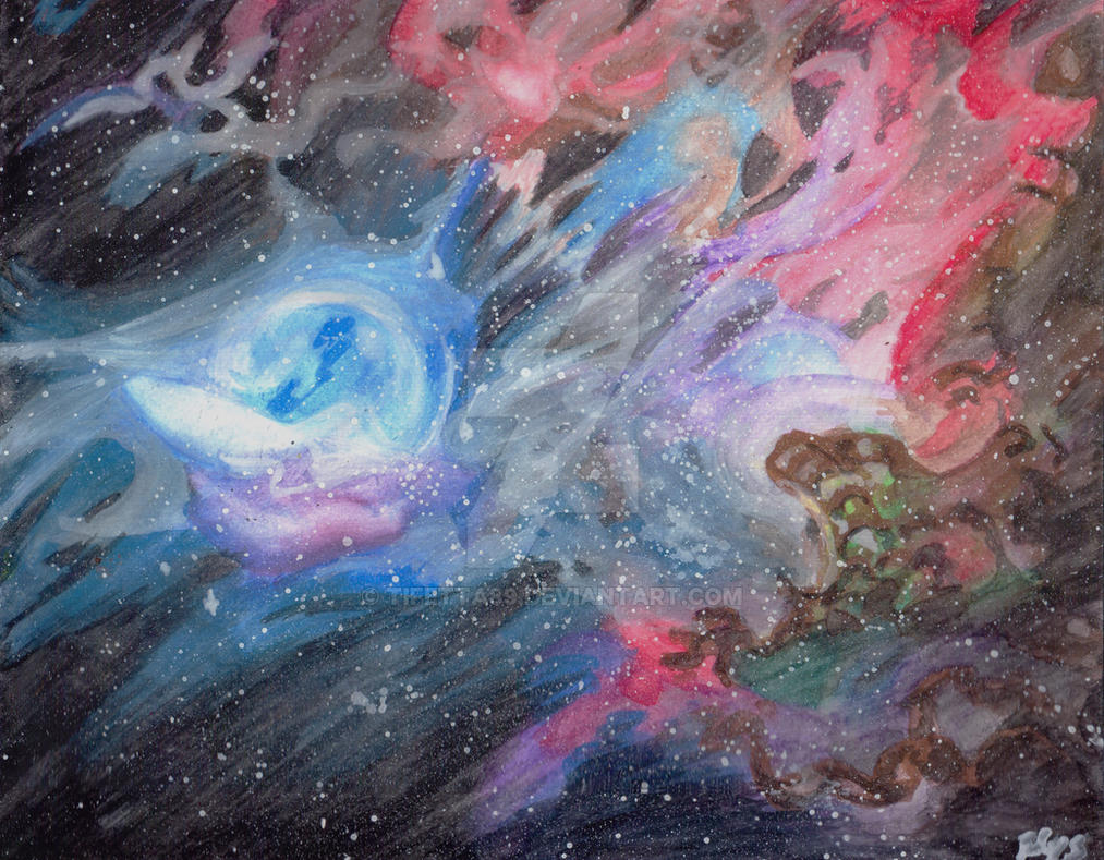 Galaxies by Tifetta89