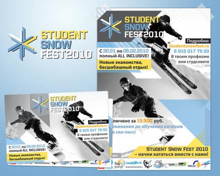 Student Snow Fest 2010