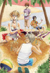 Honey and Clover Sweet Holiday