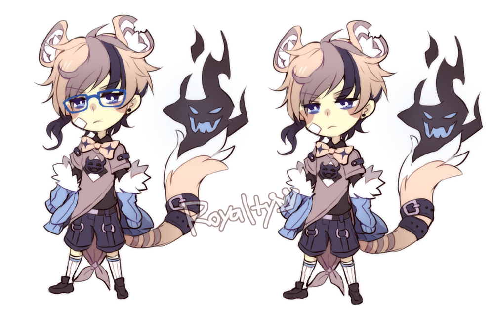 Shotadopt Specter: [Offer + AB] CLOSED by Rehmiel