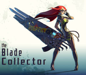 Blade Collector colored