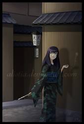 Commission - Masuzawa Saya by Alistia