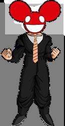 Deadmau5 - DBZ STYLE by poseidon59