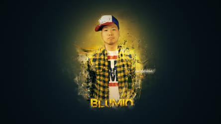 Blumio Wallpaper by LakoDesigns