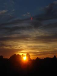 polish sunset by thanka8