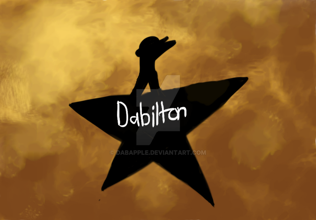 Dabilton poster by DabApple