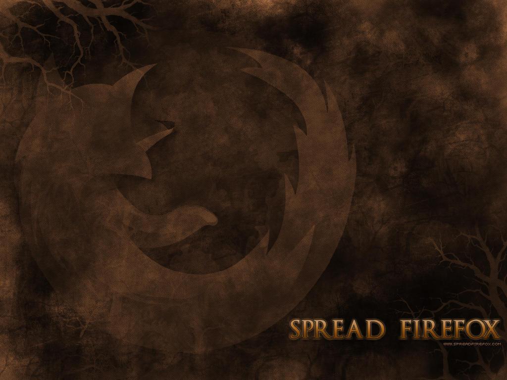 Spread Firefox: Hallowe'en by BeyondAphotic