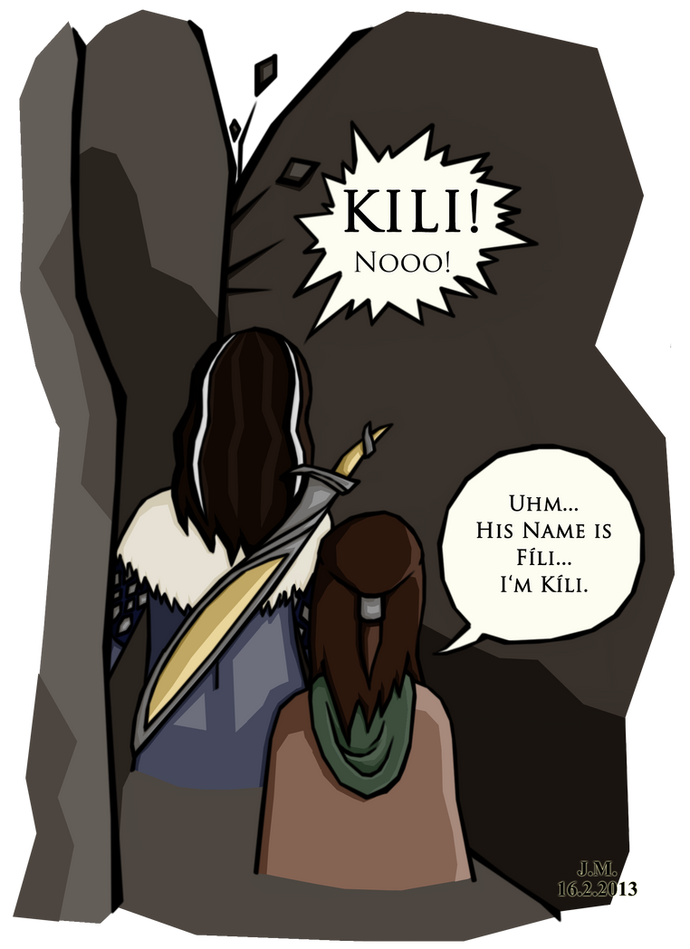 The hobbit stone giants and name problems by bernuviel on deviantart