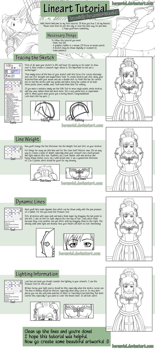 Sai lineart tutorial by bernuviel on deviantart sai lineart tutorial by bernuviel baditri Gallery