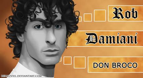 Don Broco - Rob Damiani