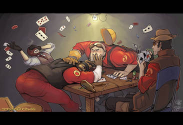 TF2 Poker Night