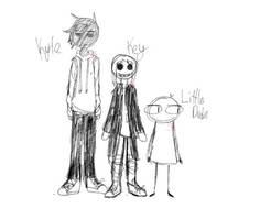Lol little dude is a shorty by StarPluzAPotato