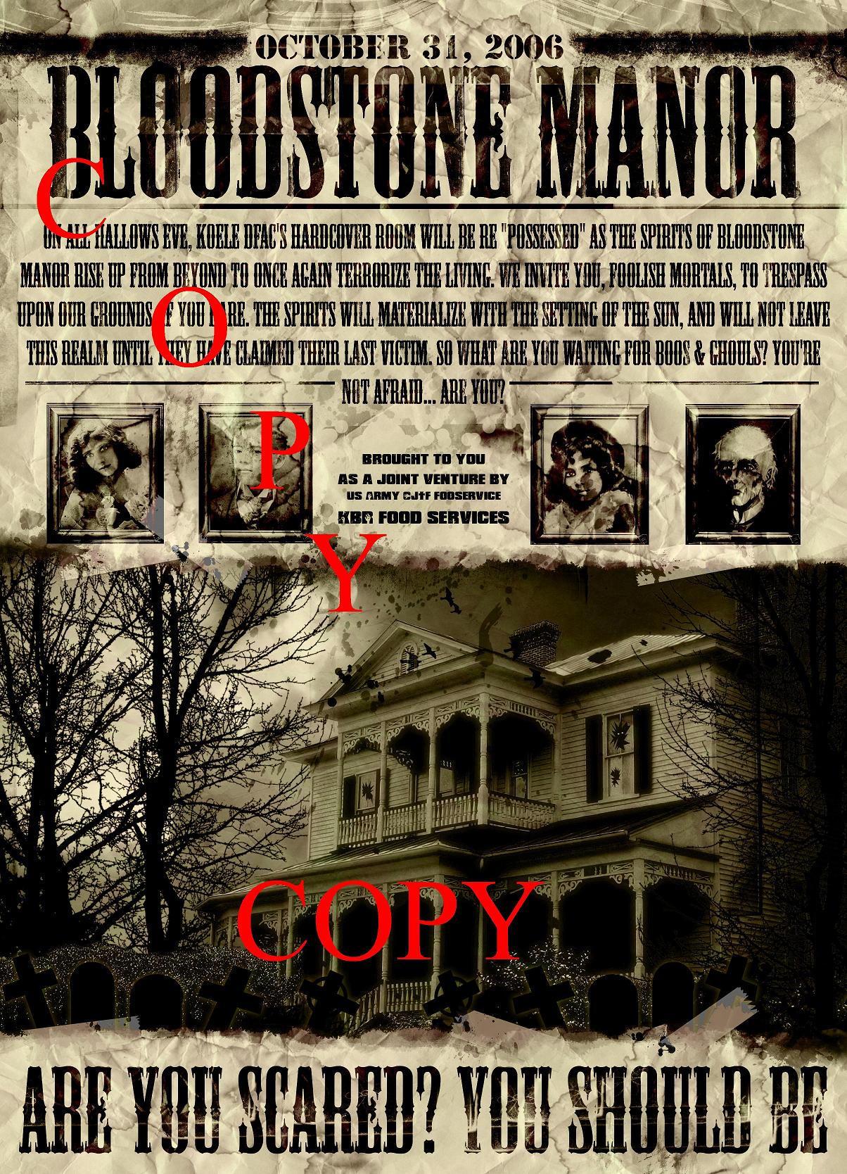 Bloodstone Manor by Levarius