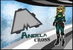 Angela Cross Megacorp Gladiator
