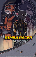 Rimba Racer Fancomic Cover by NikeMike34