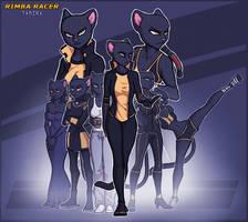 Rimba Racer - Tamira Background by NikeMike34