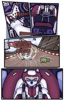 Rimba Racer Fancomic | Lap 22 | Page 3 by NikeMike34