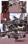 Rimba Racer Fancomic   Lap 22   Page 9