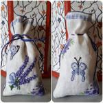 Lavender bag by Vetriz