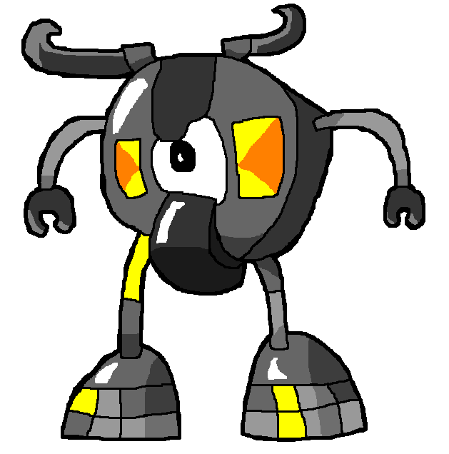 My Version Of Mixels: Seismo By Walrus82 On DeviantArt