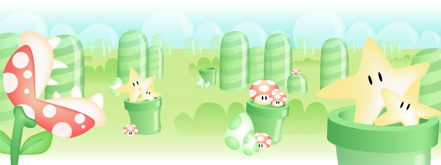 <b>Mario</b> Revolt <b>Dual Screen</b> - <b>Mario</b> Wallpaper