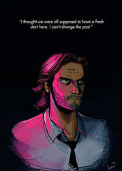 Bigby by reubelyn