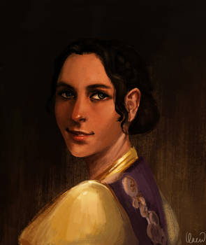 josie: real actual princess