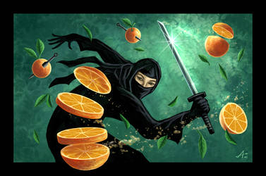 Citrus by Jakdaw