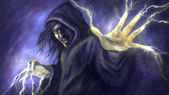 Mage Rage by Jakdaw