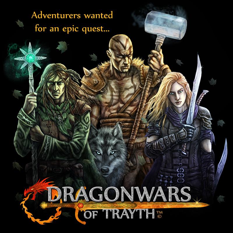 Adventurers by Jakdaw