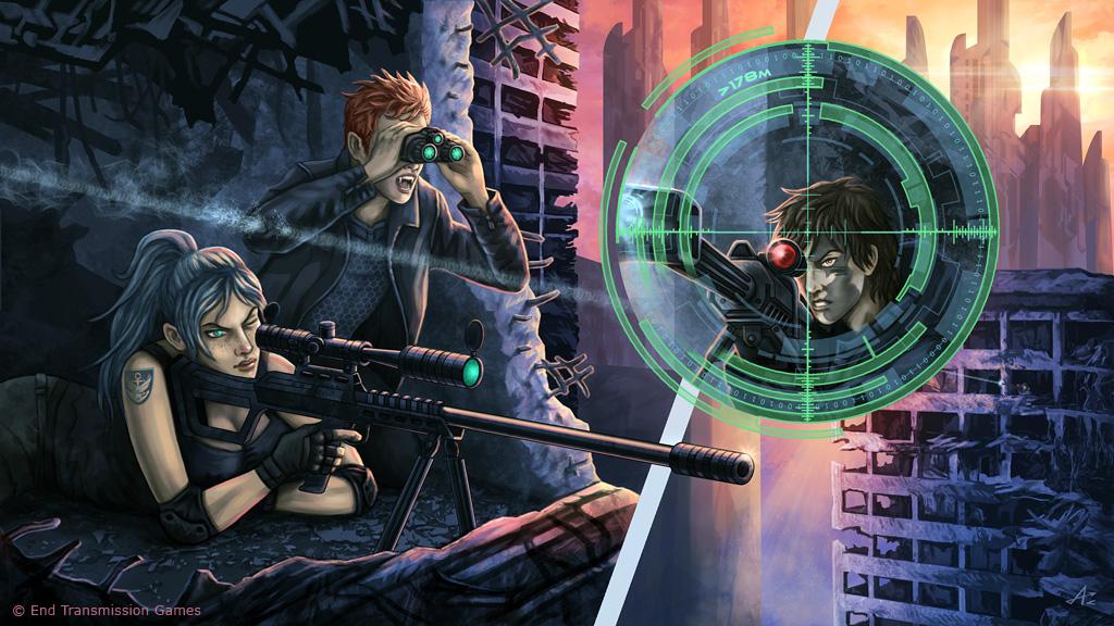 Systems Malfunction - CrossFire by Jakdaw