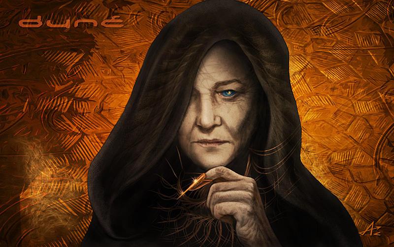 Dune - Reverend Mother
