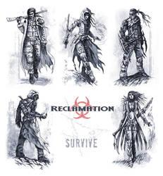 Reclamation Archetypes