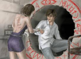 SH4: I won't let go -spoiler? by auriond