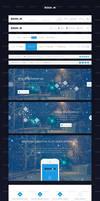 BOARoM UI- by razvandesign