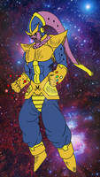What if? Buu (Thanos absorbed)