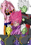 Dragon Ball Super - Universe 10