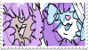 Freinds Stamp by puppybluez