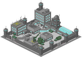 Stronghold Surface Facility by shabuegah